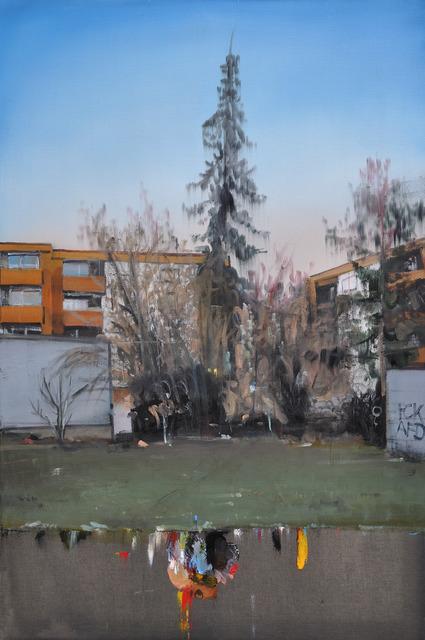, 'Verwurzelt V,' 2019, Galerie Barbara von Stechow