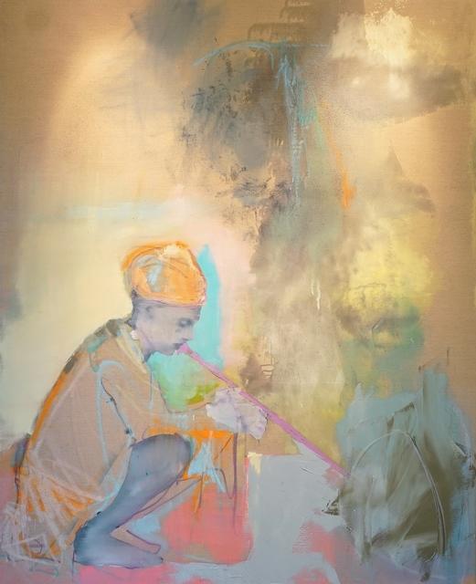 , 'Der Alchemist,' 2018, Galerie Schimming