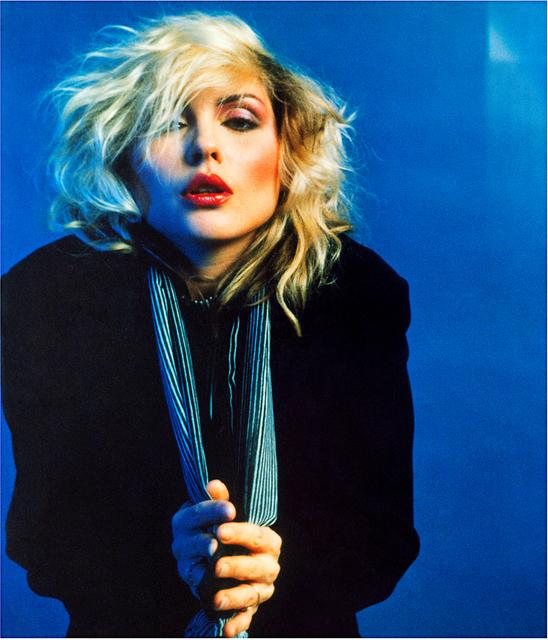 , 'Blue Debbie Harry,' 1978, TASCHEN