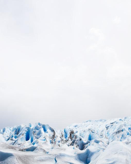 , 'Perito Moreno, Plate I, Patagonia,' 2010, Rosier Gallery