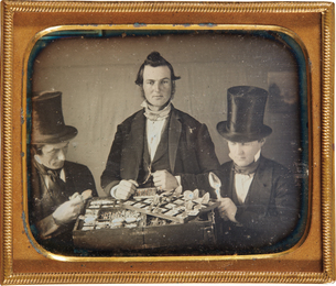 Unknown Artist, 'The Silver Merchants,' ca. 1850, Phillips: The Odyssey of Collecting