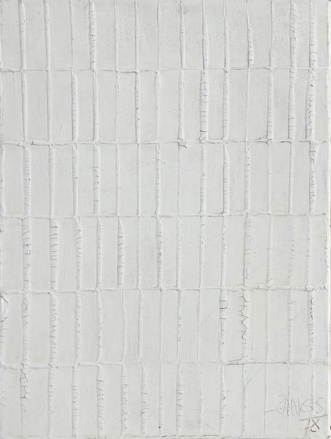 , 'Reihung,' 1978, e.artis contemporary