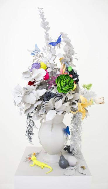 , 'Untitled (Floral Still-Life Sculpture),' 2017, VICTORI+MO CONTEMPORARY