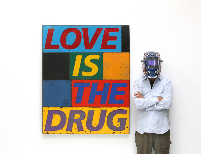 , 'Love is the Drug ,' 2016, Artist's Proof