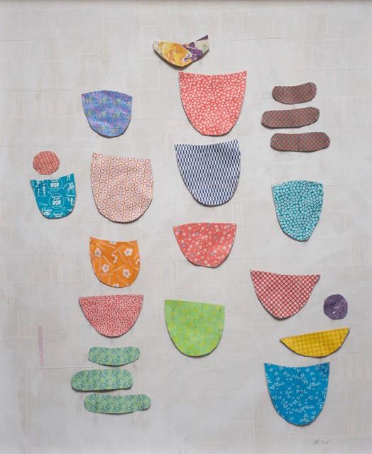 , 'Origami Contraption,' 2019, Davis Gallery & Framing