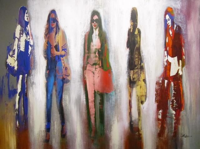 , 'Metropolis,' , Hazelton Fine Art Galleries