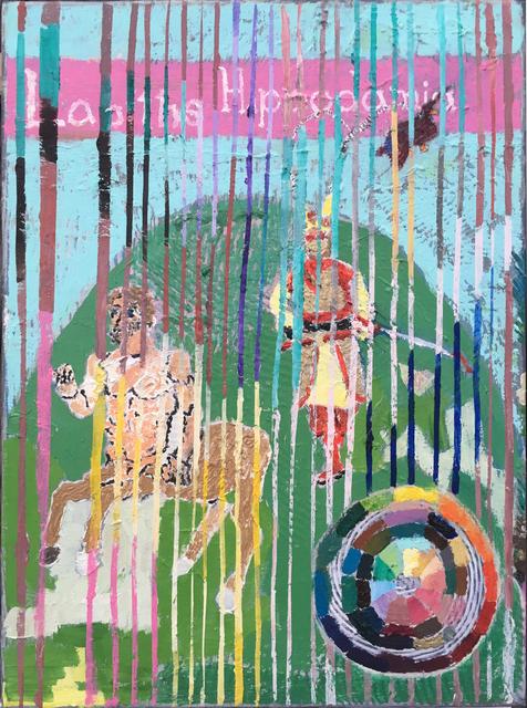 , 'Lapiths Hippodamia,' 2018, Deep Space Gallery