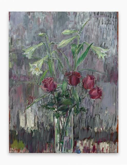 , 'Rosen und Lilien,' 2018, KÖNIG GALERIE