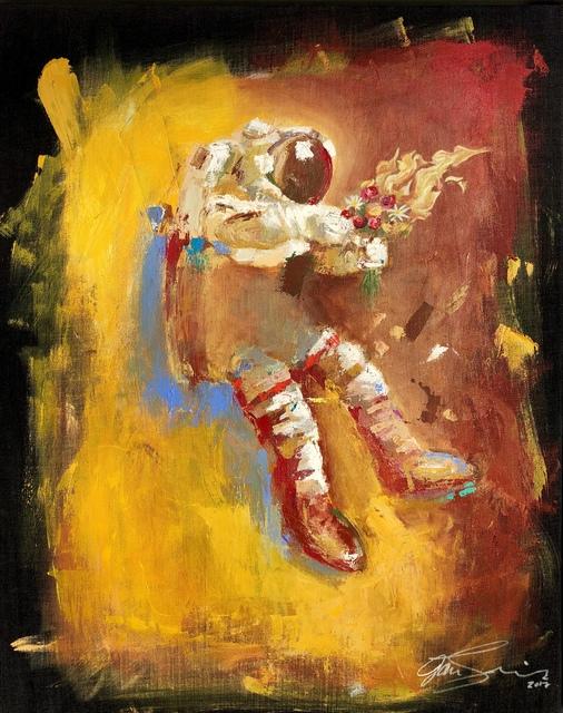 ", '""Heart Burn"",' 2017, White Porch Gallery"