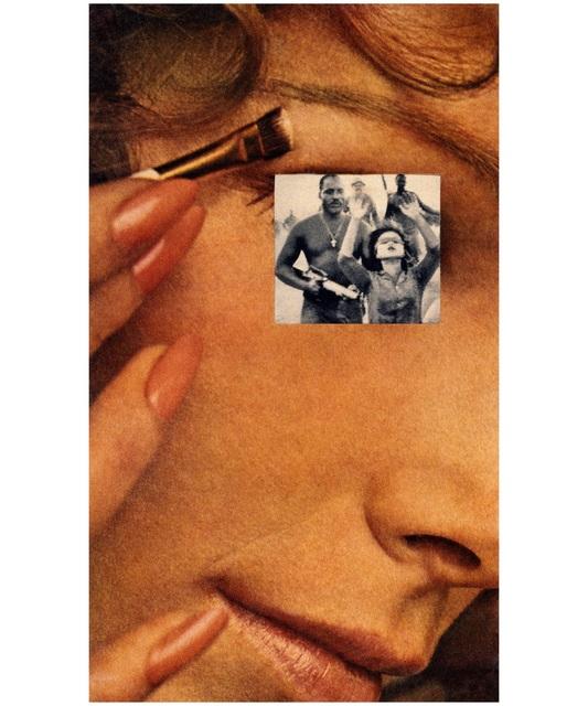 , 'Makeup/Hands Up,' 1967-1972, Seattle Art Museum