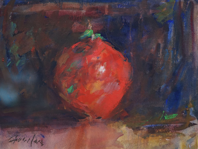 , 'Pomegranate,' 2018, Wally Workman Gallery