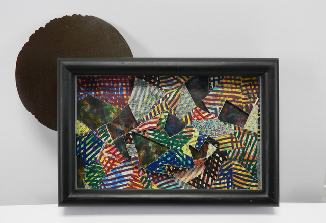 , 'Box with Circle,' 1987, Addison Rowe Gallery