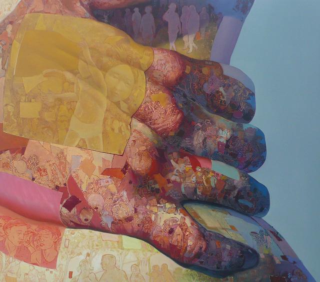 , '手 Hand ,' 2014, Linda Gallery