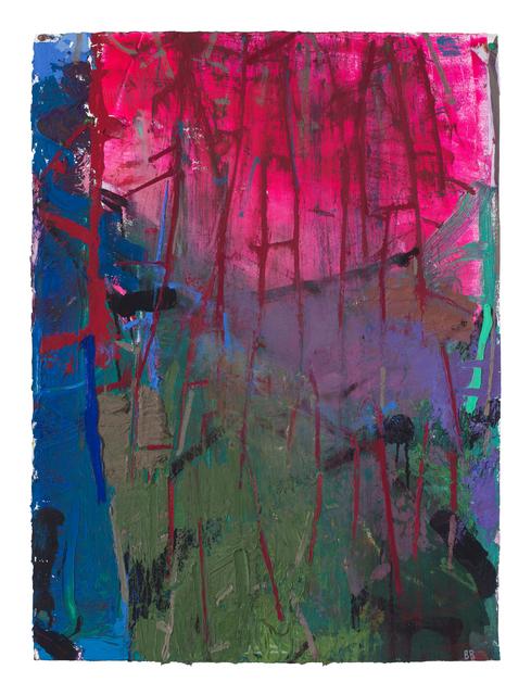 , 'Looming Pine 3,' 2018, Nancy Toomey Fine Art