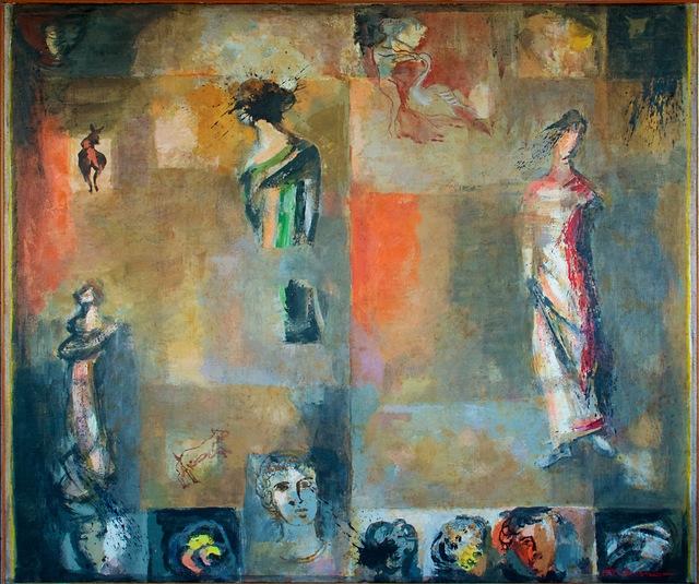 , 'LA SCRITTURA DELLA SEMBIANZA,' , Galerie AM PARK