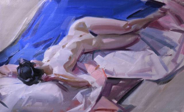 , 'VioletFigure,' , Gallery 1261