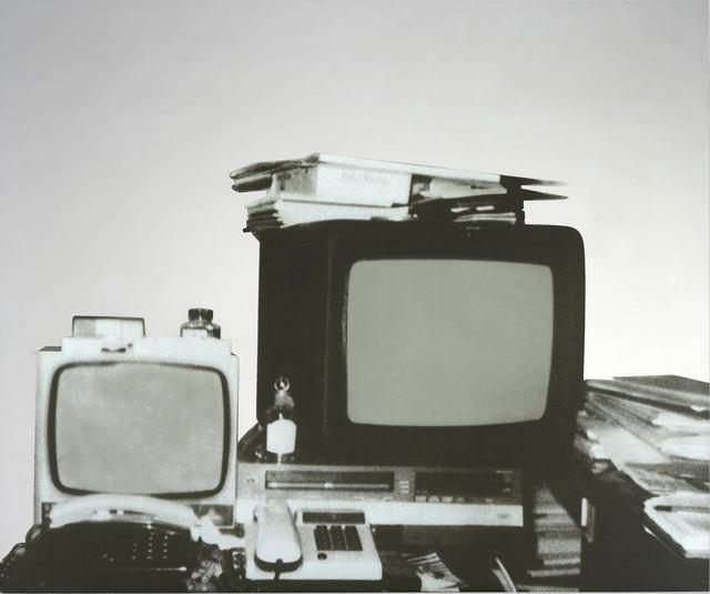 , 'Television,' 1962-1983, Mazzoleni