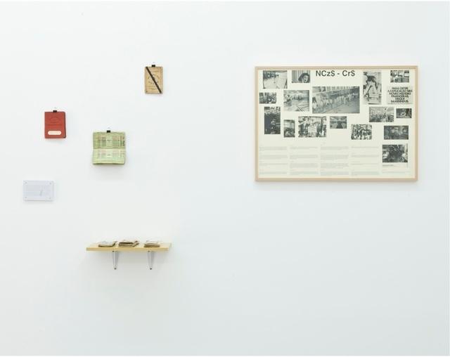 , 'Confisco,' 2012, Sé Galeria