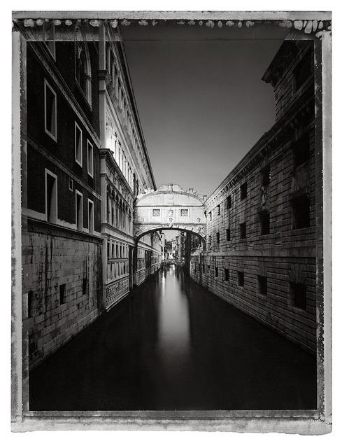 Christopher Thomas, 'Ponte dei Sospiri', 2011, Ira Stehmann Fine Art Photography