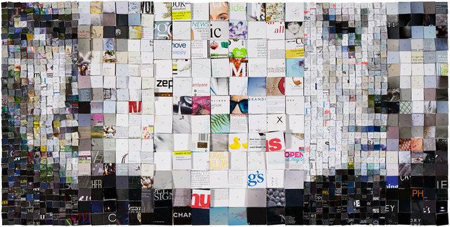 , 'Specular Identity #4,' 2016, Klein Editions