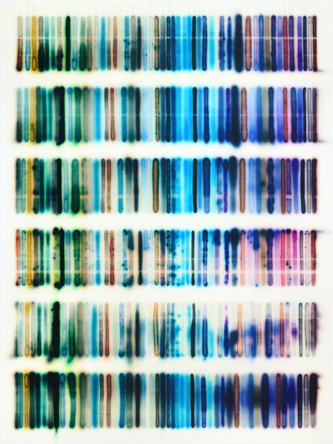 , 'BG, Blue, PB (w/lots of new formulas),' 2017, Dolby Chadwick Gallery