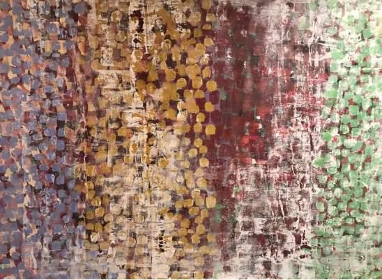 Sabiyha Prince, 'All Season At Once', 2019, Painting, Acrylic on canvas, Zenith Gallery