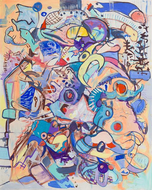 Rives Granade, 'Sparrow Accretion ', 2019, Ochi Projects
