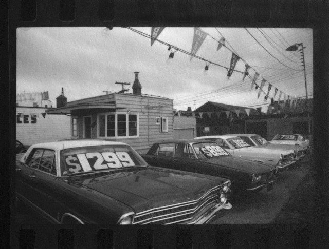 , 'Used Cars,' 1975-2015, Monte Clark Gallery