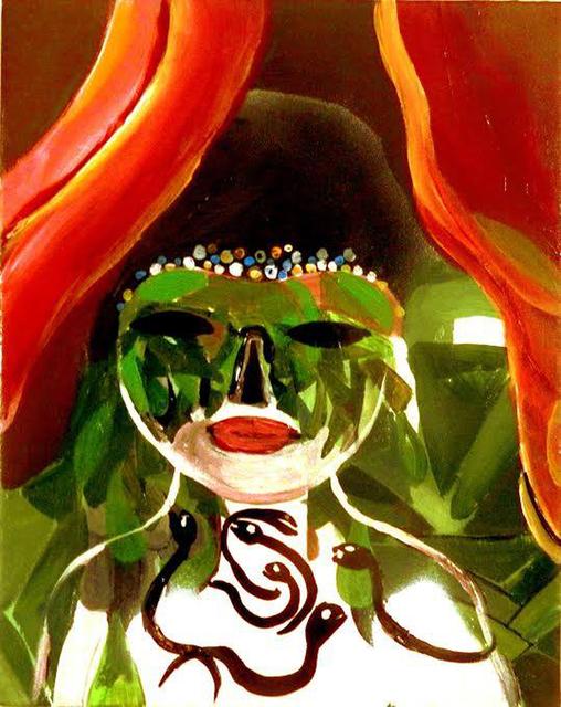 , 'Donna con Serpenti,' 2015, Robert Kananaj Gallery