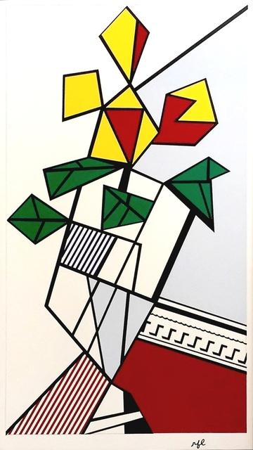 Roy Lichtenstein, 'Flowers', 1973, Frank Fluegel Gallery