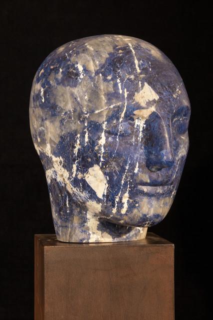 , 'Midnight Head,' 2016, Bowman Sculpture
