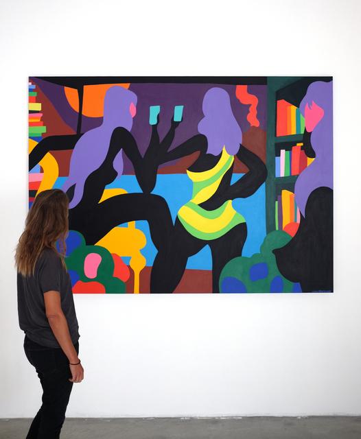 , 'Electric Ritual,' 2018, ALICE Gallery