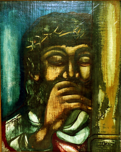 , 'Christ with a Crown of Thorns,' ca. 1940, Bill Hodges Gallery