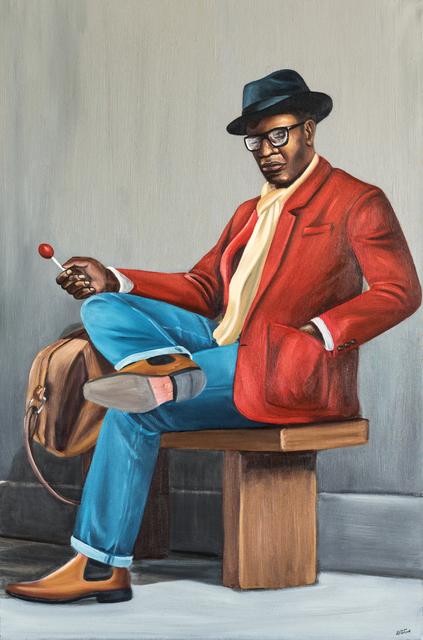 , 'Lollipop,' 2016, Africa Bomoko