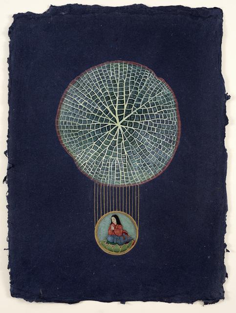 , 'Kukai and the lotus leaf,' 2017, Janet Rady Fine Art