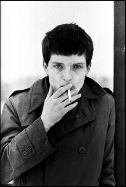 , '10. Ian Curtis, Joy Division, Hulme Manchester, 6 January 1979,' 2006, Paul Stolper Gallery