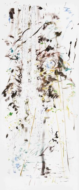 , 'Scroll 3,' 2016, Galerie Hans Mayer