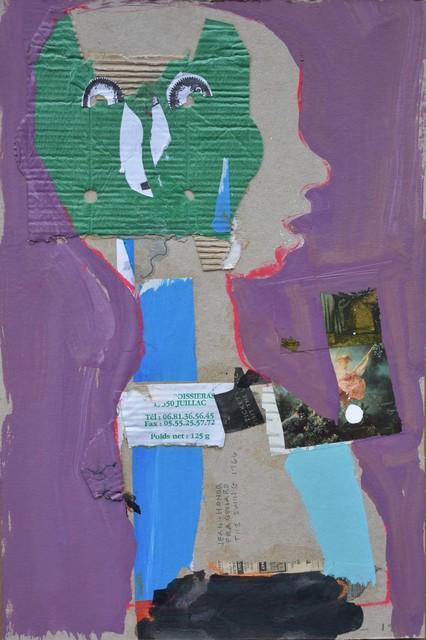 , 'Fragonard Baby,' 2018, Denise Bibro Fine Art