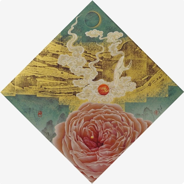 , 'Wandering Flower Star,' 2015, Gallery Elena Shchukina