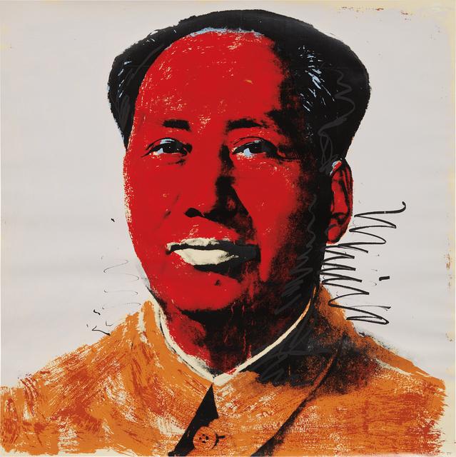 Andy Warhol, 'Mao', 1972, Phillips
