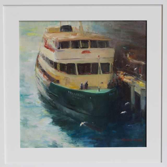 Jacqueline Fowler, ''Ferry at Circular Quay' ', Wentworth Galleries