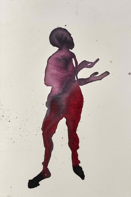 , 'Figure 3,' 2016, Leila Heller Gallery