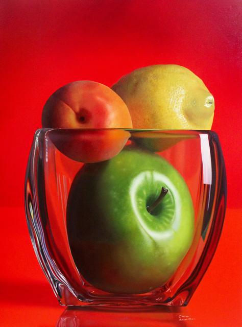 Carlos Bruscianelli, 'Still Life 25', 2020, Painting, Oil on canvas, Clark Gallery