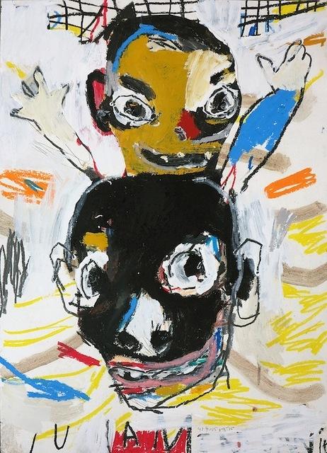 , 'Estas rodeado,' 2014, Galerie Heike Strelow