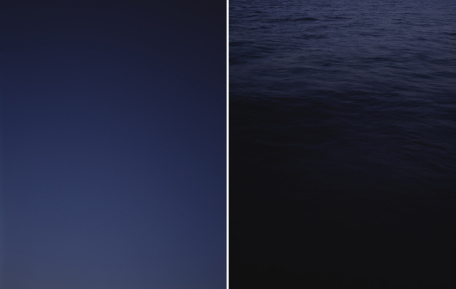 , 'Halsnøy, Norway,10 Jun 10:50 PM and 10 Jun 10:46 PM,' 2012, Rick Wester Fine Art
