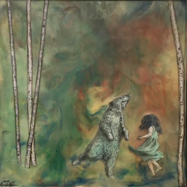 , 'The Happy Dance,' 2017, J. Pepin Art Gallery