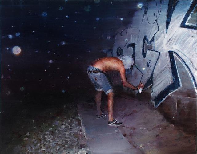 "Sebas Velasco, '""Tunel kod Beton Hale""', 2016, sc gallery"