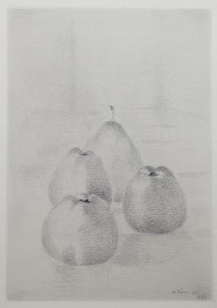 , 'Applen och paron (Apples and Pear),' 1988, Pucker Gallery