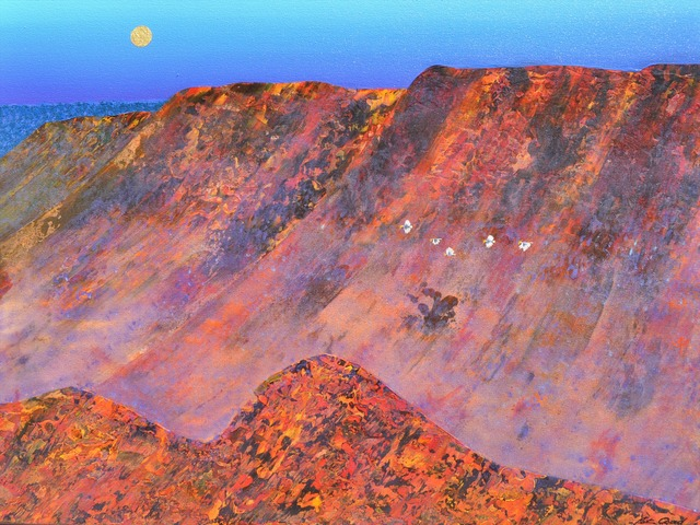 , 'Echo Point Valley 1 - Blue Mountains,' 2013-2014, Wentworth Galleries