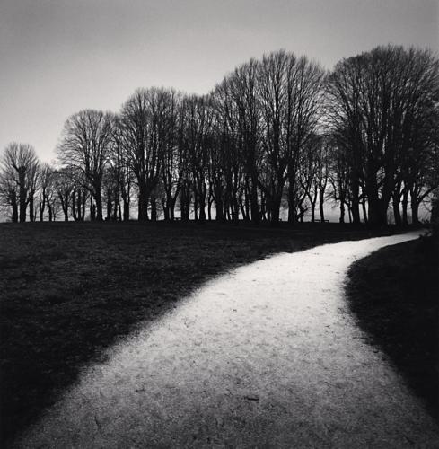 , 'MOONLIT PATH, VEZELAY, BOURGOGNE, FRANCE, 1998,' 1998, Huxley-Parlour